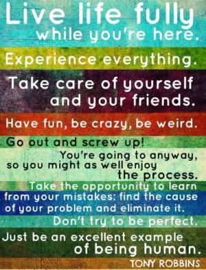 ... Great Life Tips from Tony Robbins @tonyrobbins #quotes #taolife