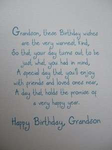 grandson birthday grandson birthday quotes grandson birthday verse