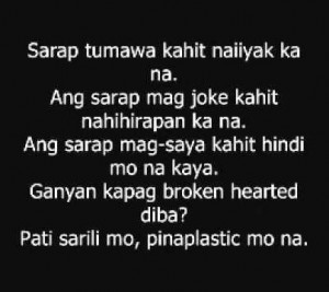sad tagalog quotes incoming search terms quotes move on tagalog sad ...