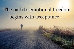 Emotional Freedom Begins With Acceptance