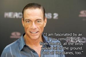 Jean-Claude Van Damme Quotes (11 pics)