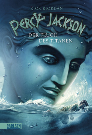 Percy Jackson & The Olympians Books Books in Germany