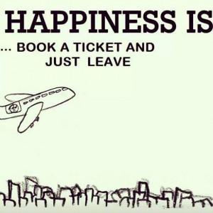 travel, happiness