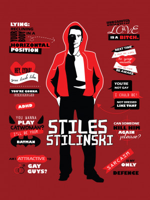 Teen Wolf Stiles Stilinski Quotes