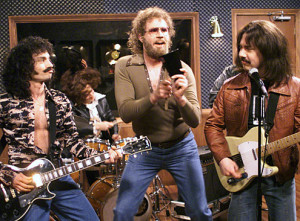 will ferrell saturday night live cowbell youtube