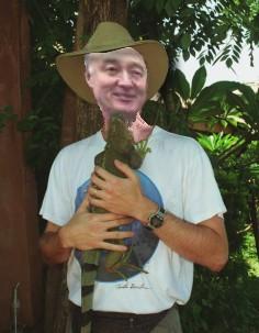 Ken Livingstone with Tarquin