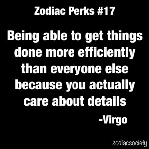 ... else because you actually care about details ~ Astrology Quote