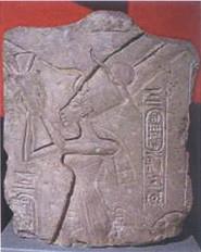 pharaoh akhenaten tomb