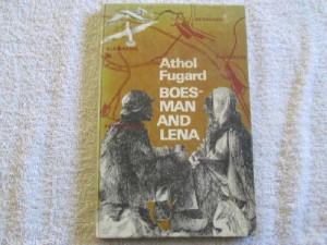 Boesman and Lena - Athol Fugard - First Edition