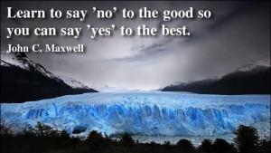 Quote- John Maxwell