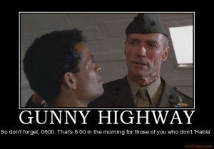 Why do Marines like Heartbreak Ridge so much?