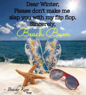 AB025 LP 1185 Beach Bum in Sand License Plate