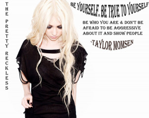 Taylor Momsen Quotes Tumblr Taylor momsen by