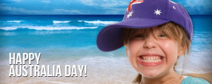 Happy Australia Day Greetings , Australia Day timeline covers