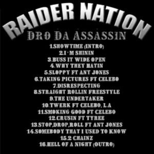 Carcabin Raiders Life Skull