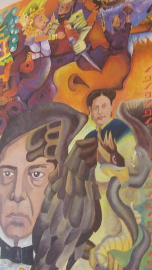 Benito juarez famous quotes quotesgram for Benito juarez mural