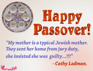 ... Week Quote Image My mother is a typical Jewish mother By Poetrysync