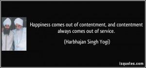 More Harbhajan Singh Yogi Quotes