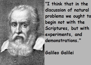 Galileo galilei famous quotes 3
