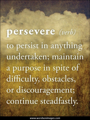 Motivational quotes perseverance