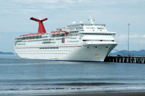 Carnival Elation Cruise Ship