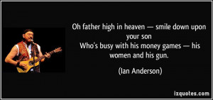 More Ian Anderson Quotes