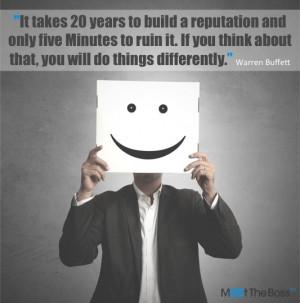 Warren Buffett Quote #Business #Success
