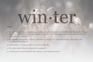 Hate Cold Weather Quotes Winter weather has arrived
