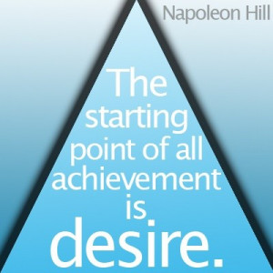 Achievement quotes, best, deep, sayings, desire