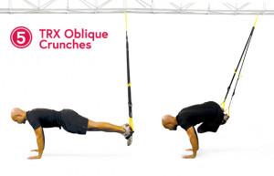 TRX Oblique Crunch
