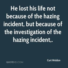 More Curt Weldon Quotes