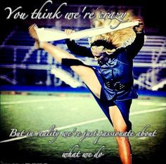 Color Guard Quotes Color guard! on pinterest