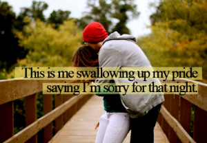 top sorry picture sayings