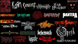 music metal dethklok opeth soad disturbed dimmu borgir behemoth rock ...