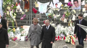 HD Liège Attack / Commemoration / Belgium / Dec 20, 2011 – Stock ...