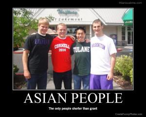 Funny Asian People Jokes