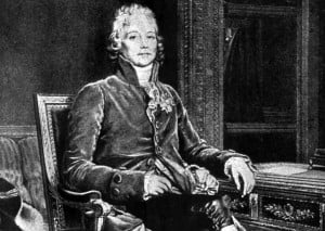 Charles Maurice De Talleyrand Périgord Prince Bénévent By Picture