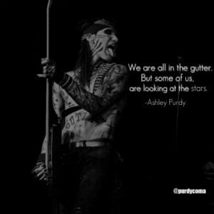 Ashley Purdy Quote