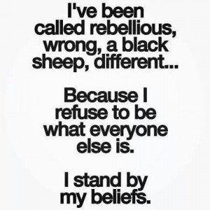 am and I don't have to defend myself to anyone!! I need no validation ...