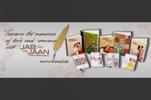 Mumbai, Nov 8 (IBNS) Yash Raj Films (YRF) has launched exclusive 'Jab ...