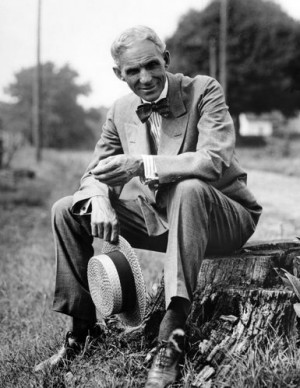 The impact Henry Ford had on the world is almost immeasurable. His ...