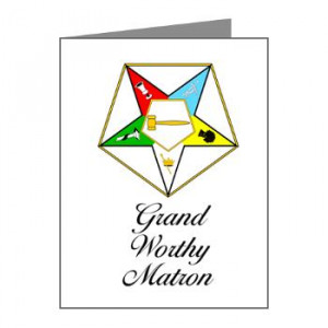 Order Of The Eastern Star Merchandise (830 Designs)