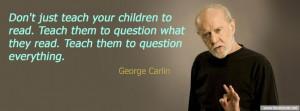 George Carlin was sooo awesome...