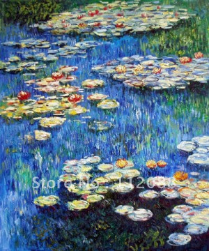 oil-painting-wholesale-100-Handmade-famous-artist-Monet-oil-painting ...