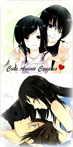 Cute Anime Couples by DangoMiyu
