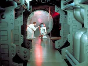 Help Me, Obi-Wan Kenobi, You're My Only Hope. back to list