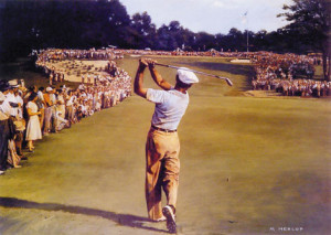 Ben Hogan: Power Golf, Fundamentals and Secrets of the Golf Swing