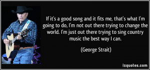 Texas Country Music Quotes