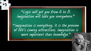 Great Quotes About Life Lessons: Einstein Life Lessons In Green Board ...