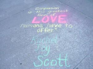 Rachel Joy Scott Poetry, Quotations and Art